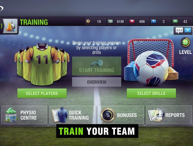 Play Top Eleven 2015 on pc 16