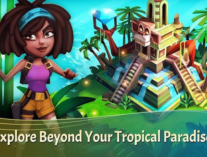 Play Farmvile: Tropic Escape on PC 4