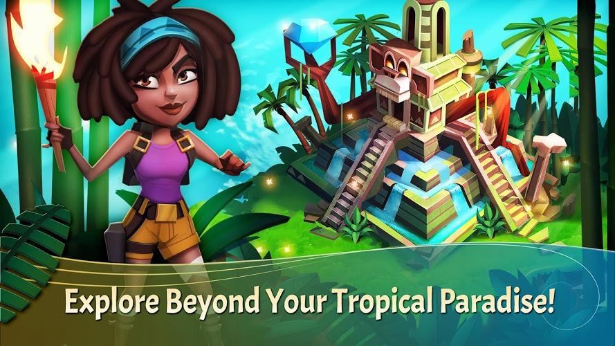 Farmvile: Tropic Escape İndirin ve PC'de Oynayın 4