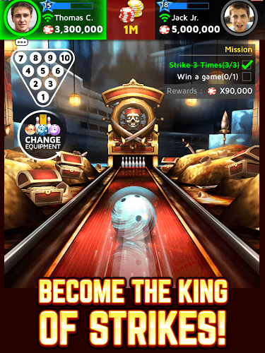 Play Bowling King on PC 10