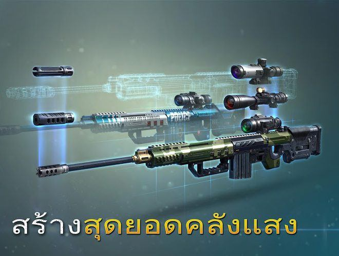 เล่น Sniper Fury on PC 6