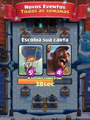 Jogue Clash Royale para PC 17
