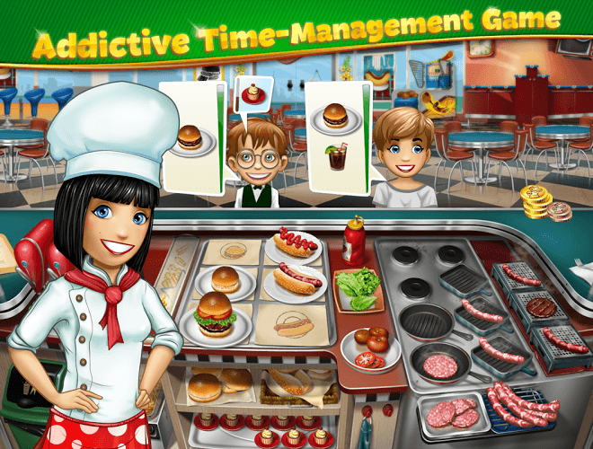 إلعب Cooking Fever on pc 3