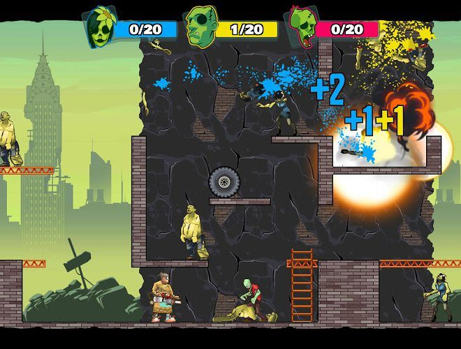 Играй Stupid Zombies 3 on pc 14