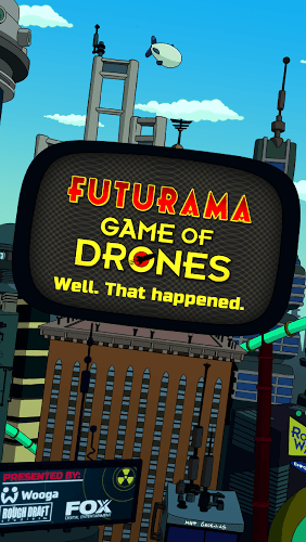 Play Futurama: Game of Drones on pc 7