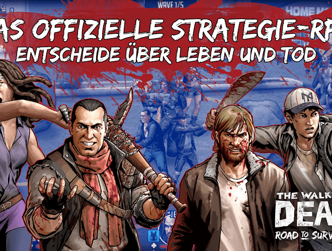 Spiele The Walking Dead: Road to Survival auf PC 9