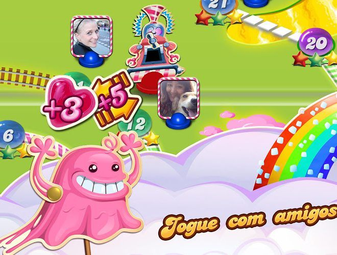 Jogue Candy Crush para PC 18