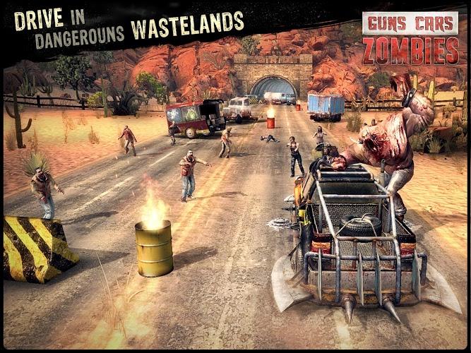 Играй Guns, Cars, Zombies На ПК 16