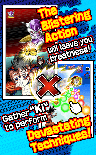 Play Dragon Ball Z Dokkan Battle on PC 2