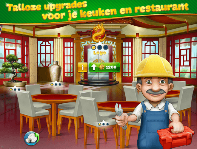 Speel Cooking Fever on PC 6