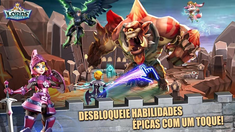 Jogue Lords Mobile para PC 12
