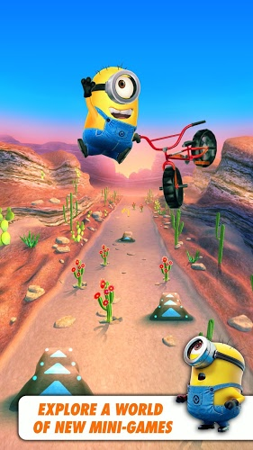 Play Despicable Me on PC 4