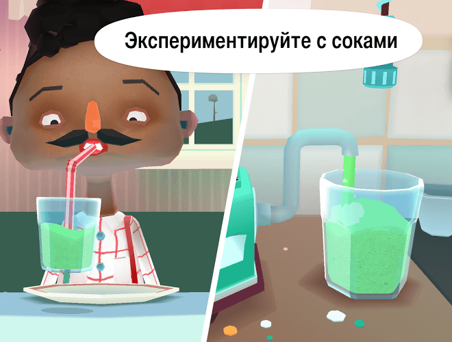 Играй Toca Kitchen 2 На ПК 9