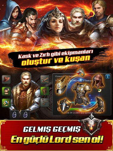 King of Avalon: Dragon Warfare  İndirin ve PC'de Oynayın 3