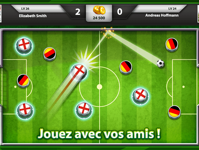 Joue Soccer Stars on pc 9