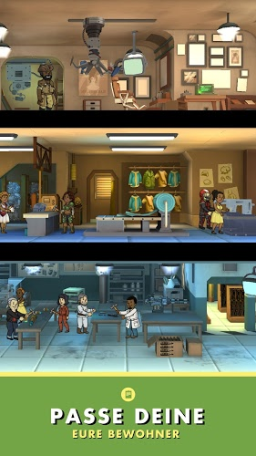 Spielen Fallout Shelter on pc 5