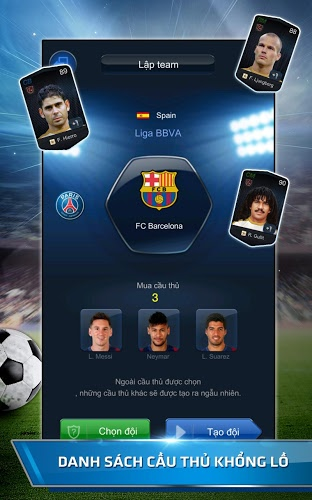 Chơi FiFA ONLINE 3 on PC 3