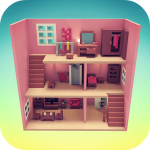 Play Glam Doll House: Girls Craft on PC 1
