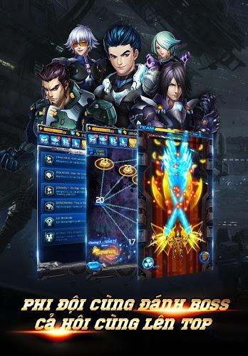 Chơi Chiến Cơ Huyền Thoại on PC 10