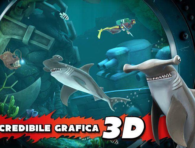 Gioca Hungry Shark Evolution on pc 7