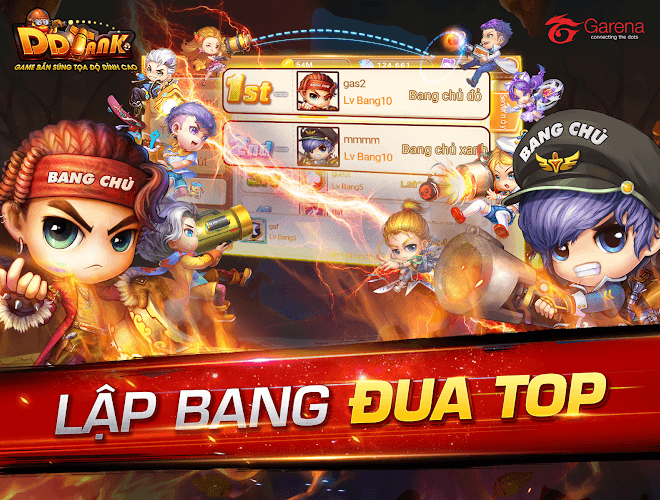 Chơi Garena DDTank on PC 9