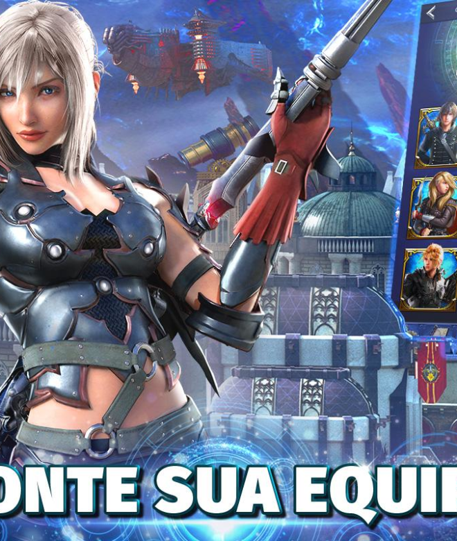 Jogue Final Fantasy XV: A New Empire para PC 13