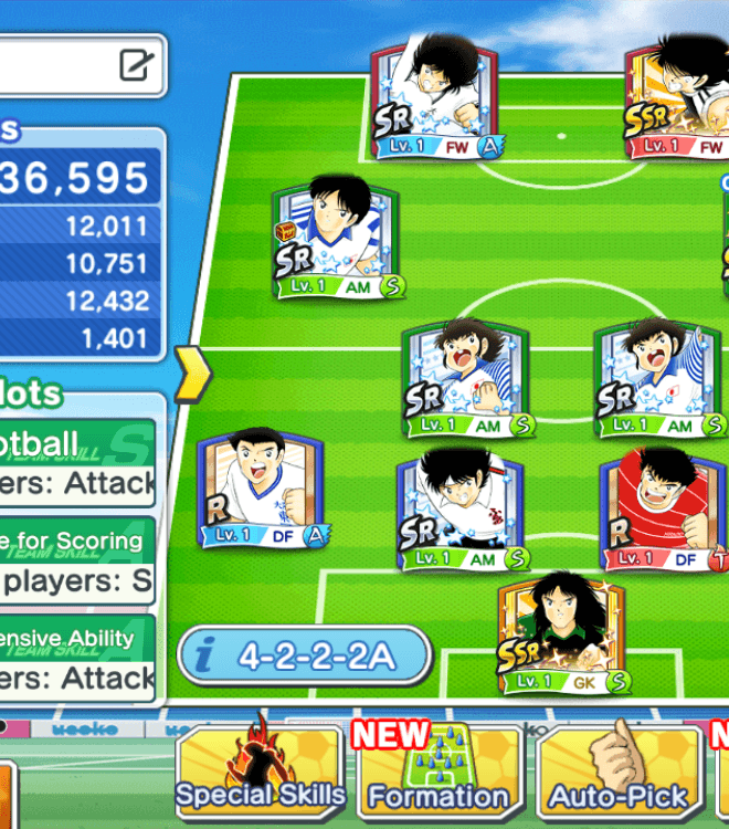 Chơi Captain Tsubasa: Dream Team on PC 9