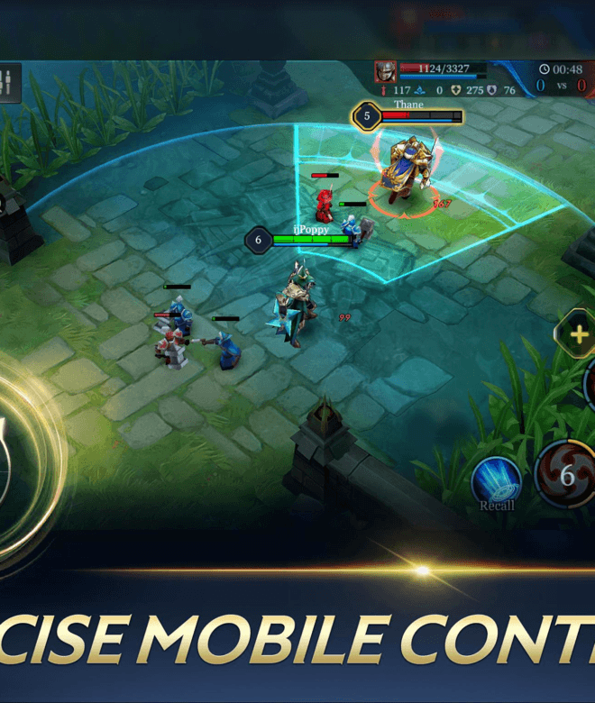 Main Garena AOV – Arena of Valor on PC 16