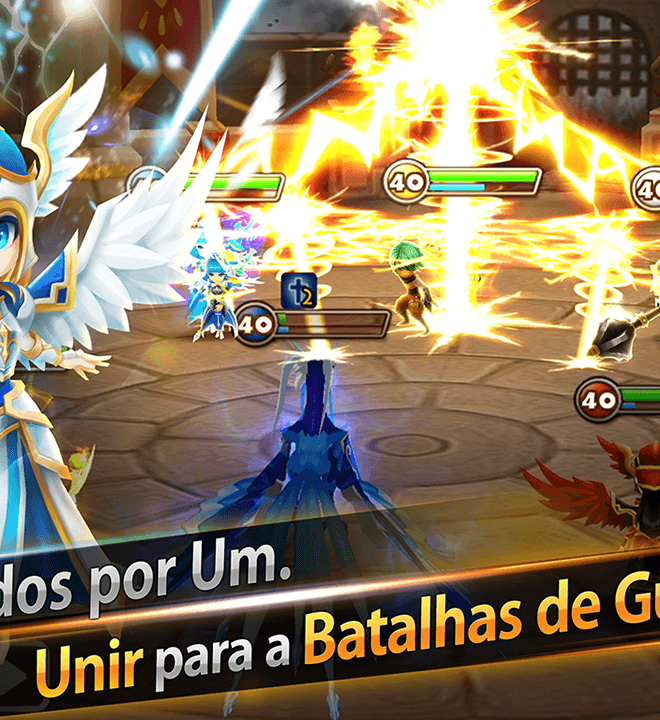 Jogue Summoners War Sky Arena para PC 5