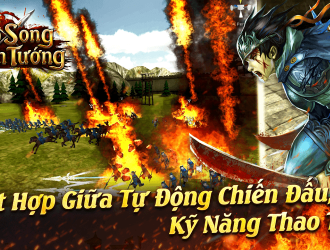 Chơi Vo Song Than Tuong on pc 6