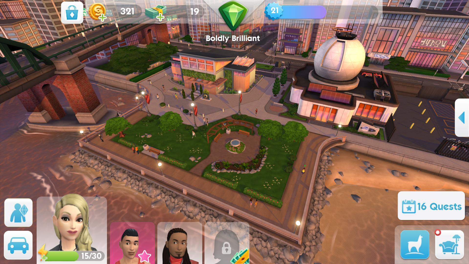 تحميل لعبة sims 4 للاندرويد