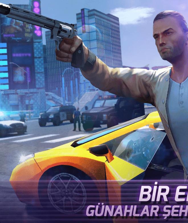 Gangstar Vegas İndirin ve PC'de Oynayın 16