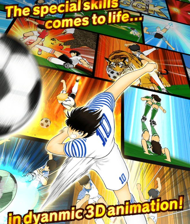 Chơi Captain Tsubasa: Dream Team on PC 19