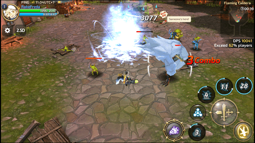 Play Dragon Nest M on PC 14