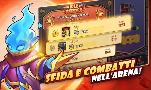 Gioca Idle Heroes sul tuo PC 28