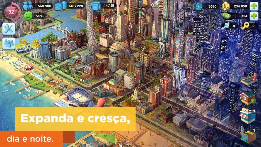 Jogue SimCity BuildIt para PC 6