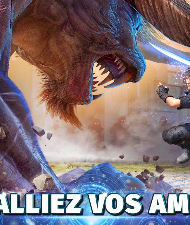 Jouez à  Final Fantasy XV: A New Empire sur PC 9