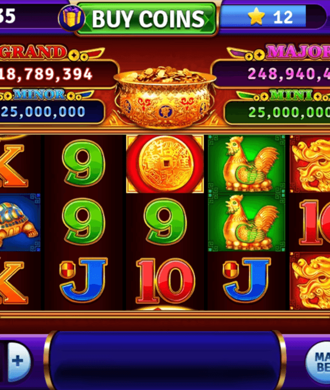Wheel spin casino