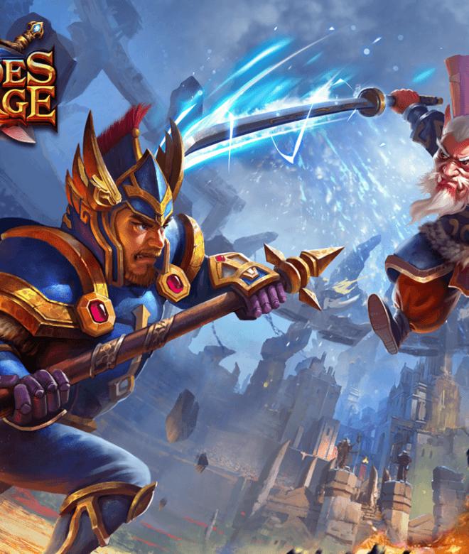 Jouez à  Heroes Charge sur PC 14