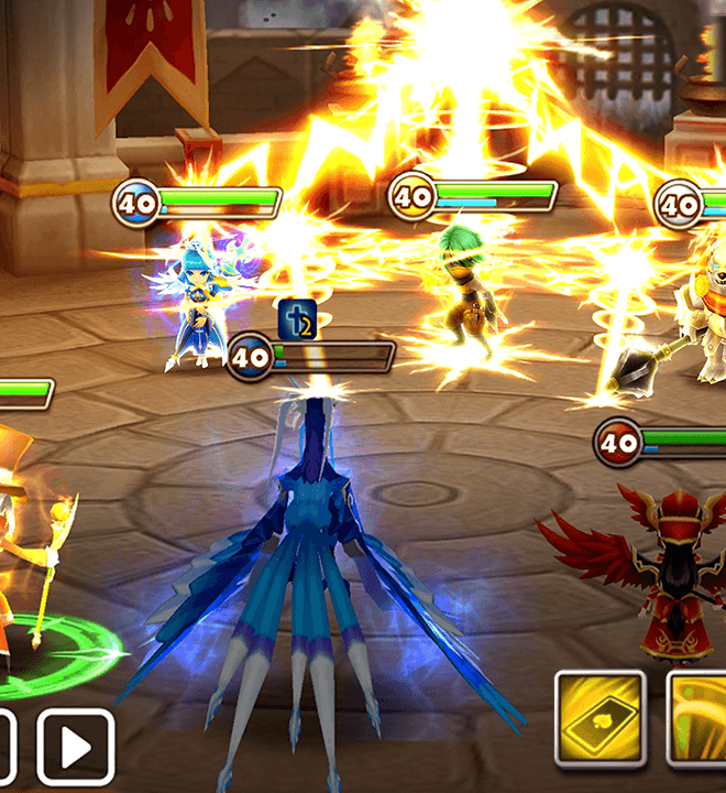 Jogue Summoners War Sky Arena para PC 10