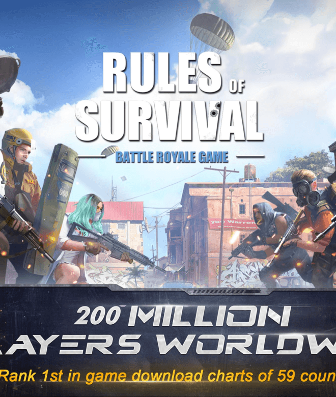 Play Rules of Survival on PC 4