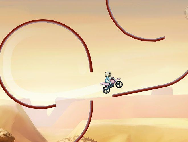 Juega Bike Race en PC 4
