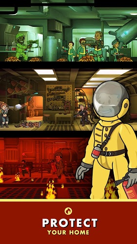 Spustit Fallout Shelter on PC 5