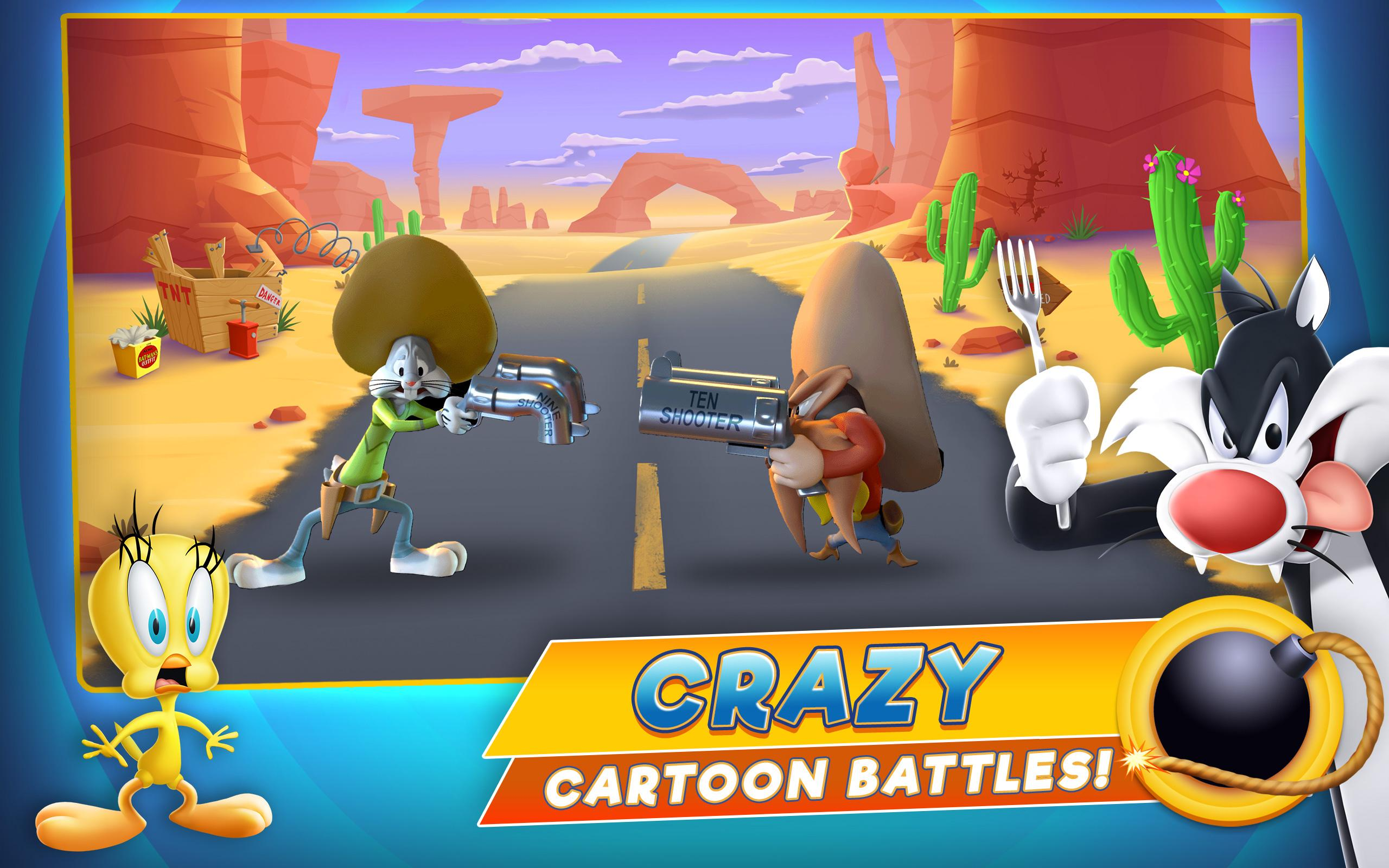 Looney Tunes World of Mayhem