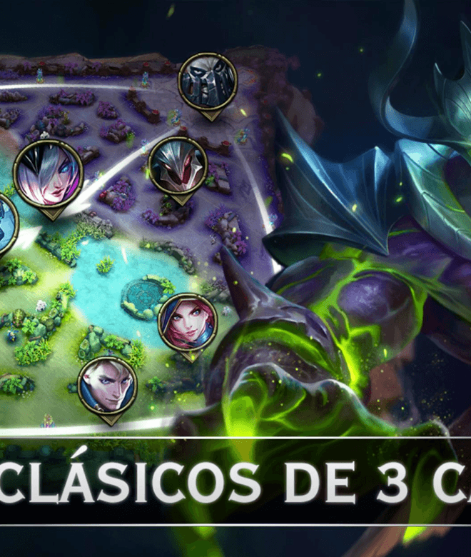 Juega Mobile Legends: Bang bang en PC 4