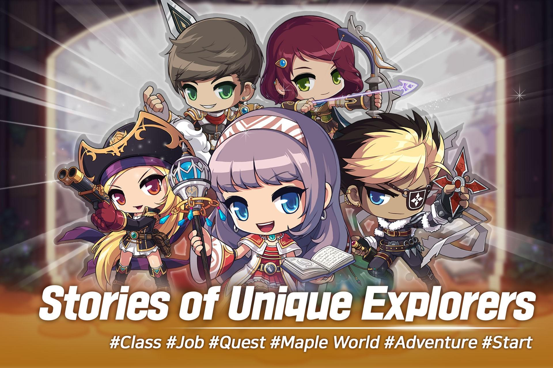 Download MapleStory M on PC with BlueStacks