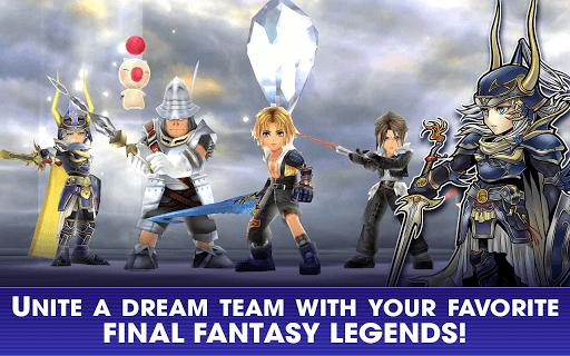 เล่น Dissidia Final Fantasy Opera Omnia on PC 17