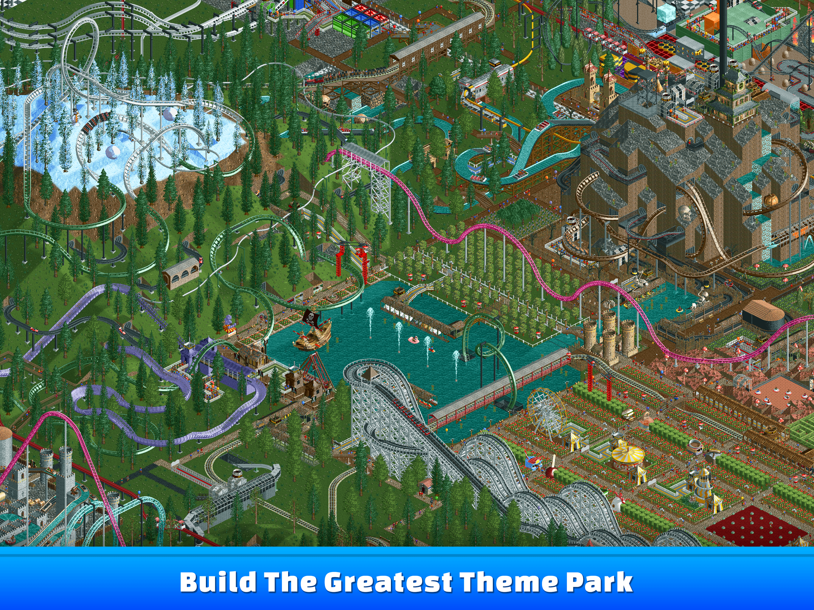Rollercoaster tycoon 3 mac download