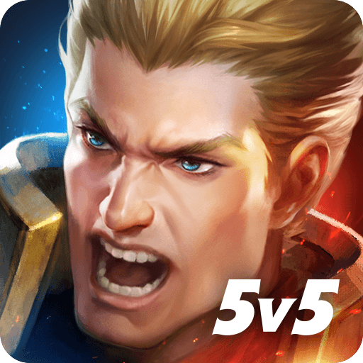 Juega Arena of Valor: 5v5 Arena Game en PC 1