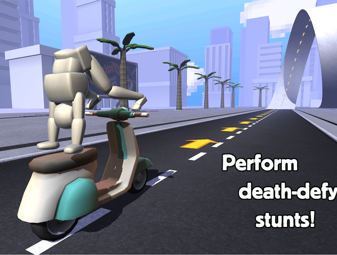 Play Turbo Dismount on PC 4